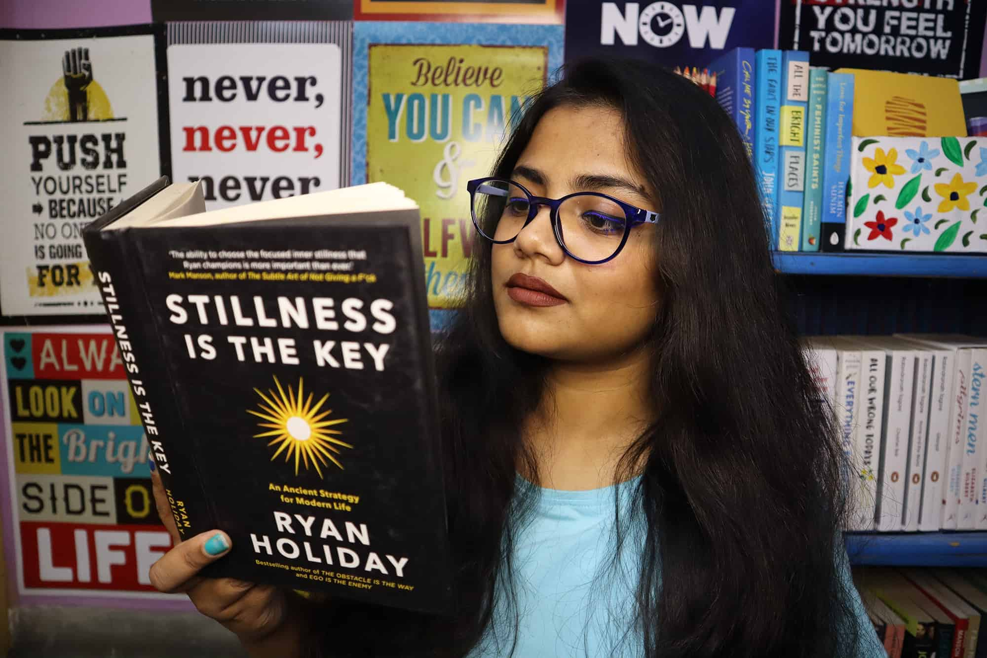 Stillness Is The Key Ryan Holiday Author Novel Review Rating Summary