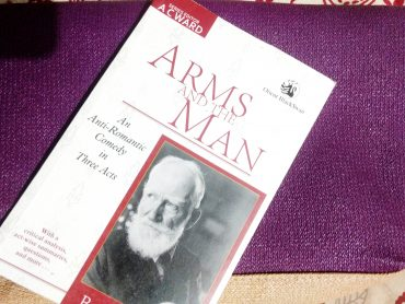 Arms And The Man By George Bernard Shaw Review Rating Author Summary
