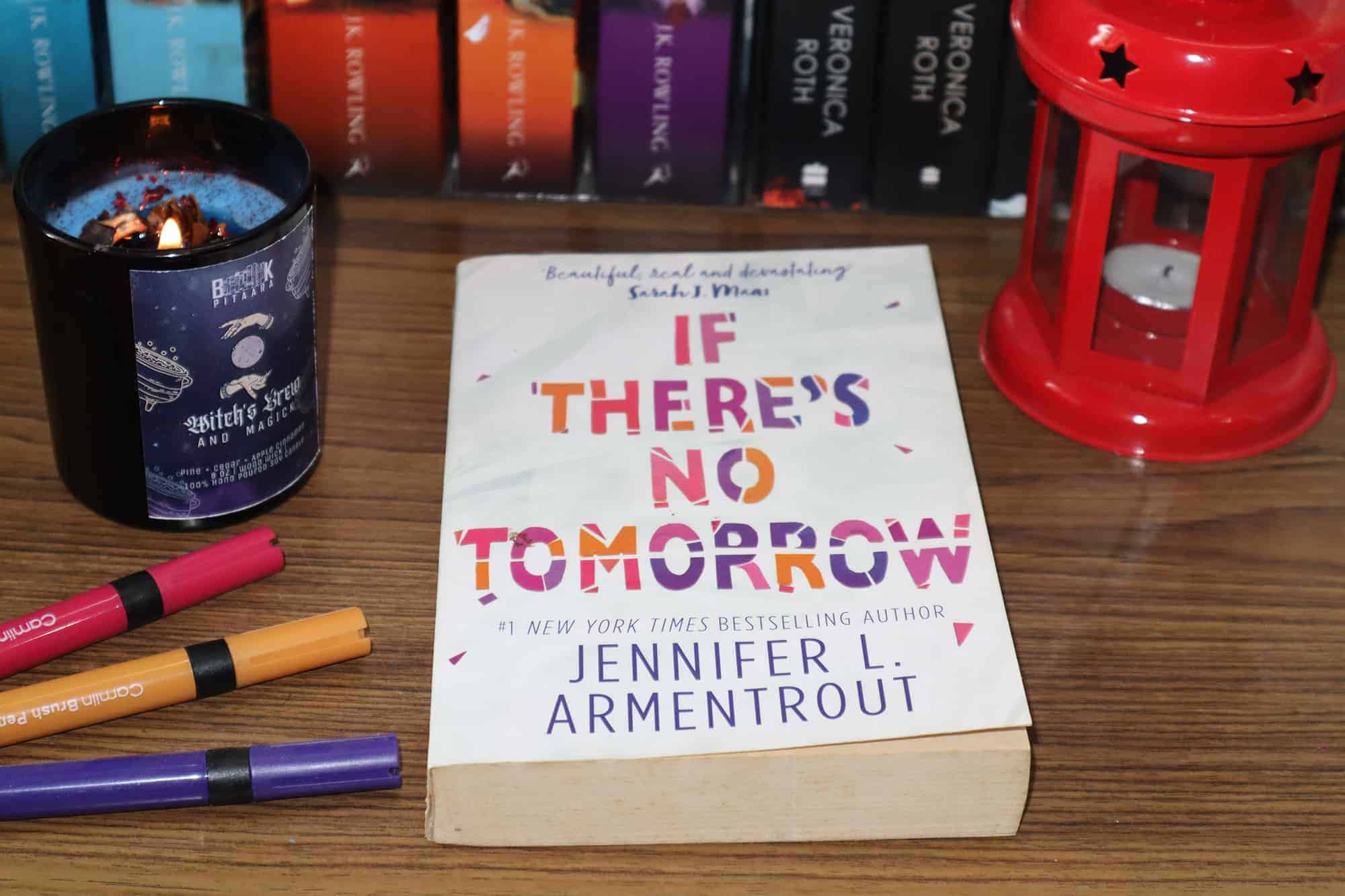 If Theres No Tomorrow By Jennifer Armentrout