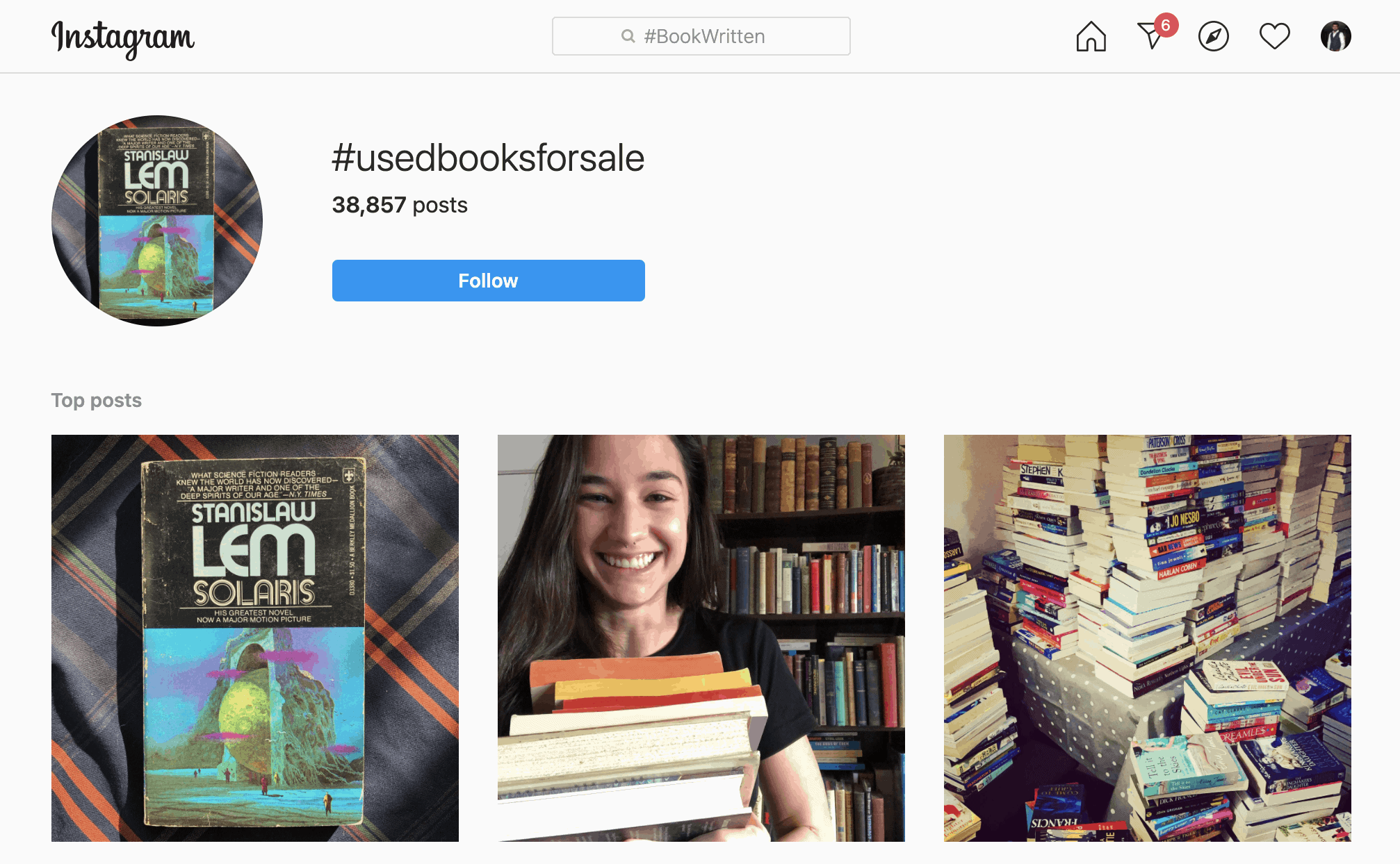 Instagram Shop Where To Sell Books Online