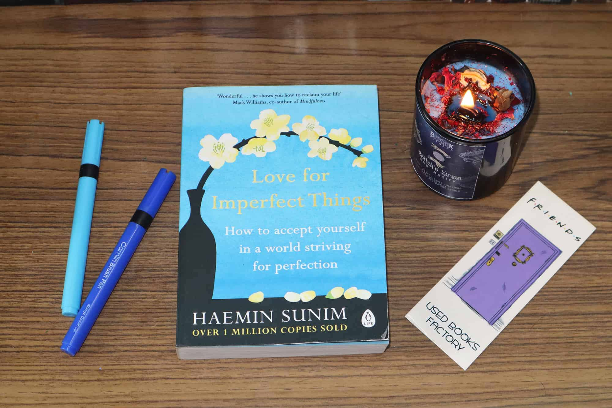 Love For Imperfect Things How To Accept Yourself In A World Striving For Perfection By Haemin Sunim