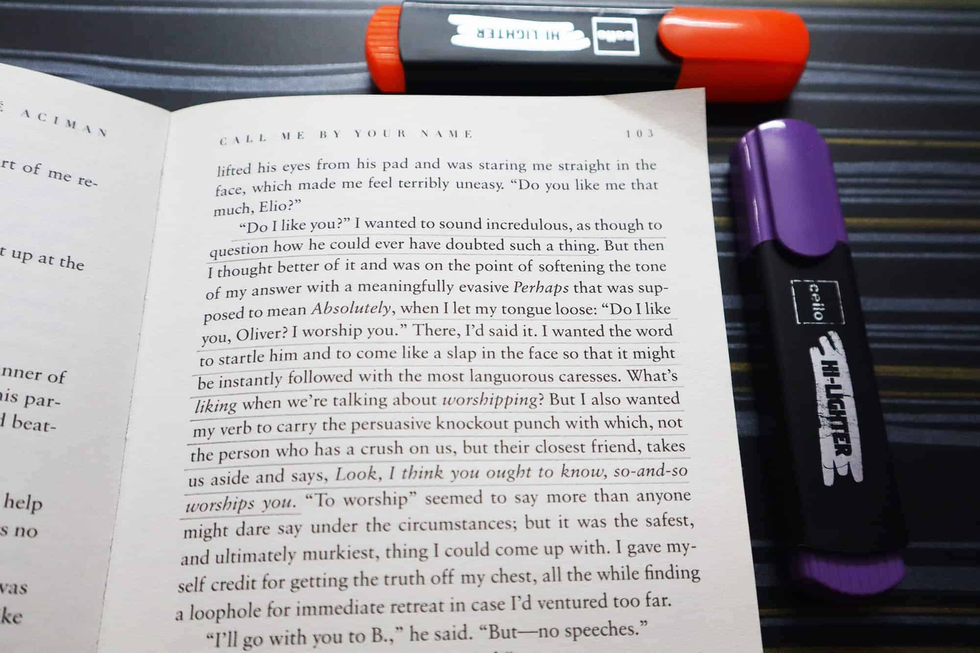 Underlining Phrases And Extracts Tips Annotate Books