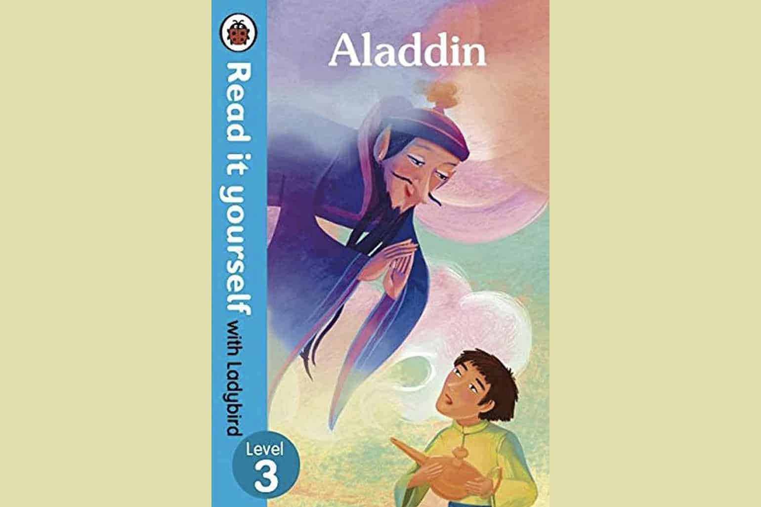 Aladdin Read It Yourself With Ladybird