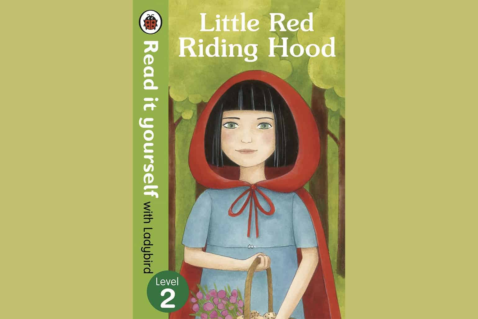Little Red Riding Hood Read It Yourself With Ladybird