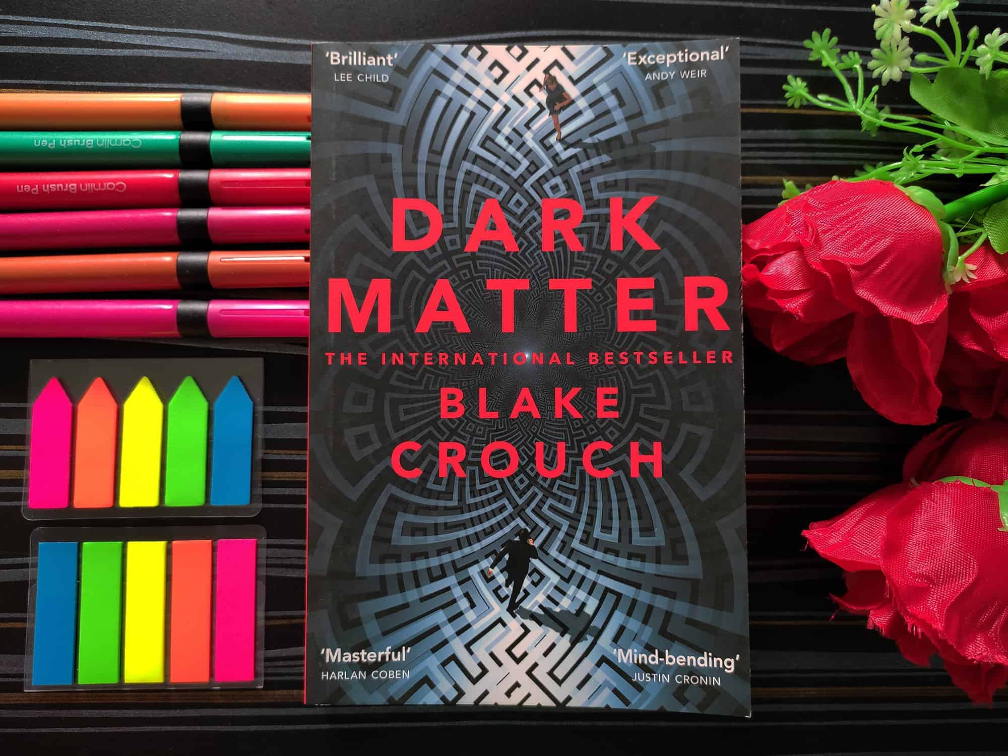 Dark Matter By Blake Crouch Review Rating Author Summary