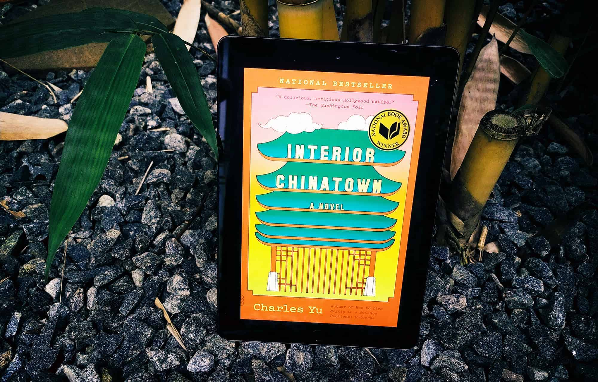 Interior Chinatown By Charles Yu Review Rating Author Summary