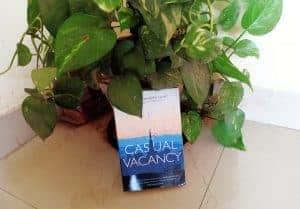 The Casual Vacancy by J. K. Rowling Review Rating Summary Author