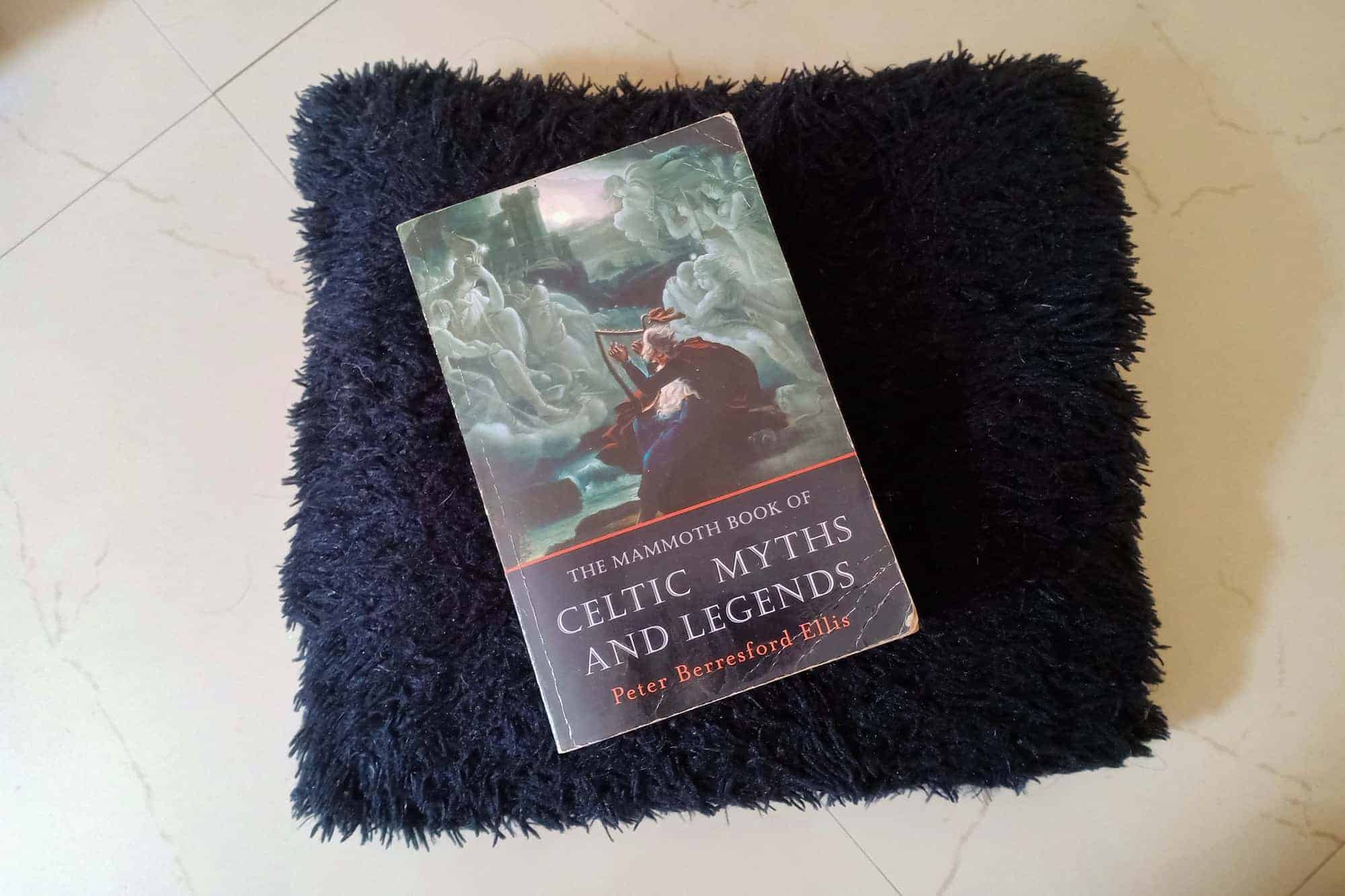 The Mammoth Book Of Celtic Myths And Legends Takes You To Magical Realms And Eras