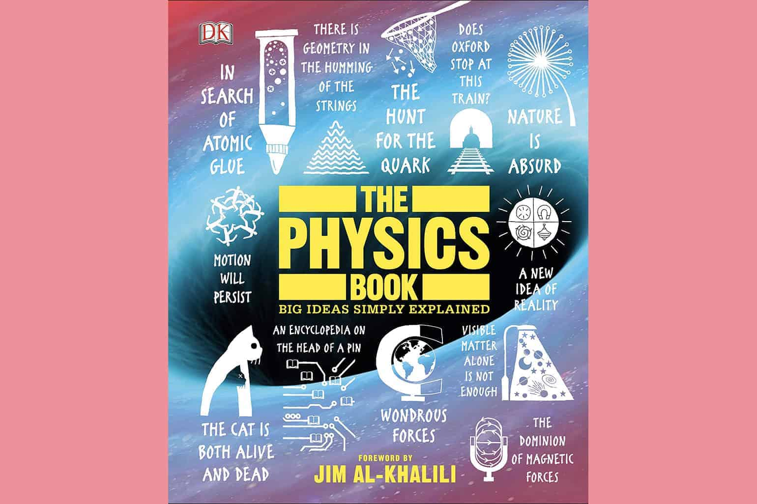 The Physics Book Big Ideas Simply Explained By DK And Jim Al Khalili Foreword