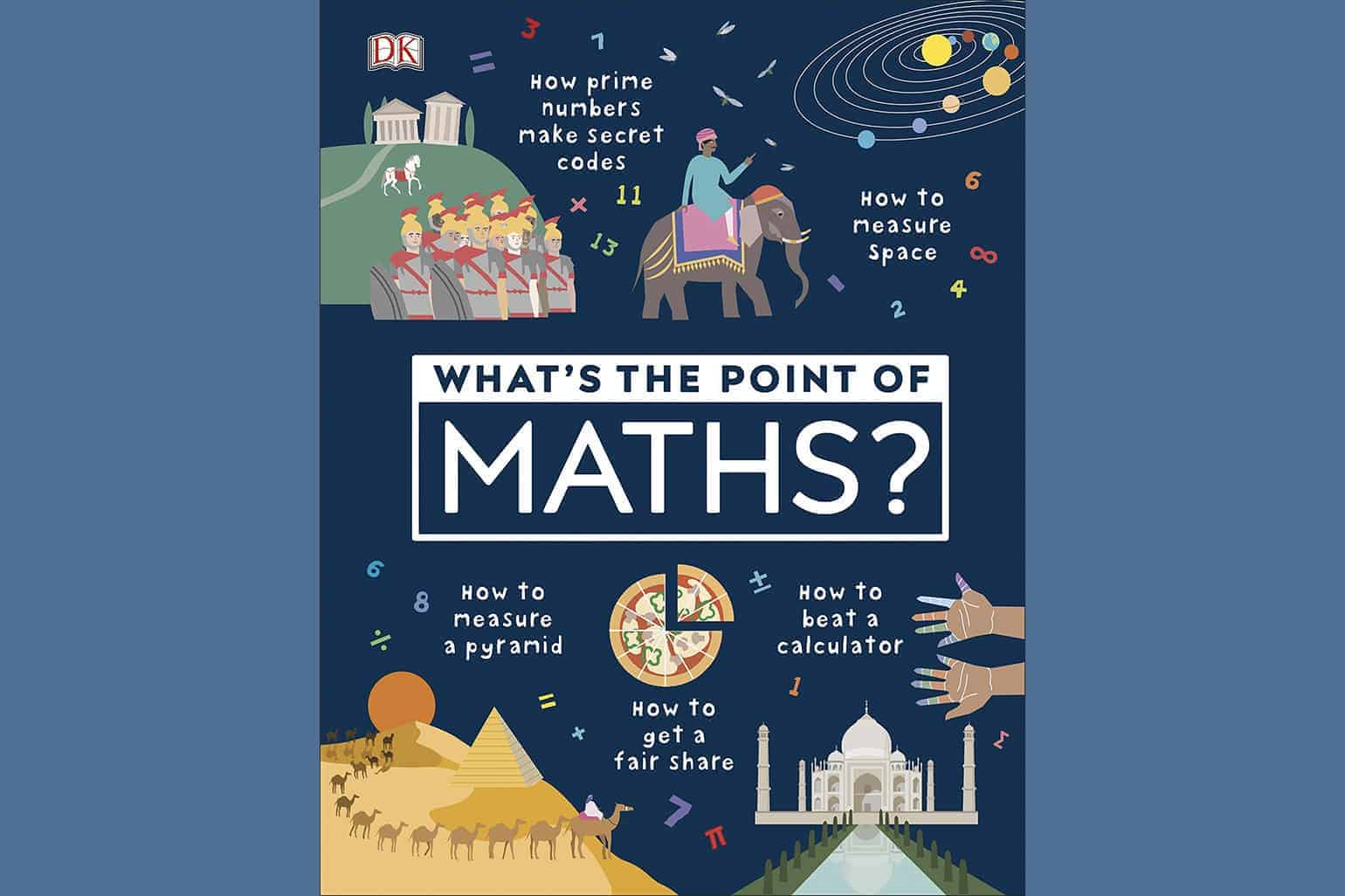 Whats The Point Of Maths DKYR By DK