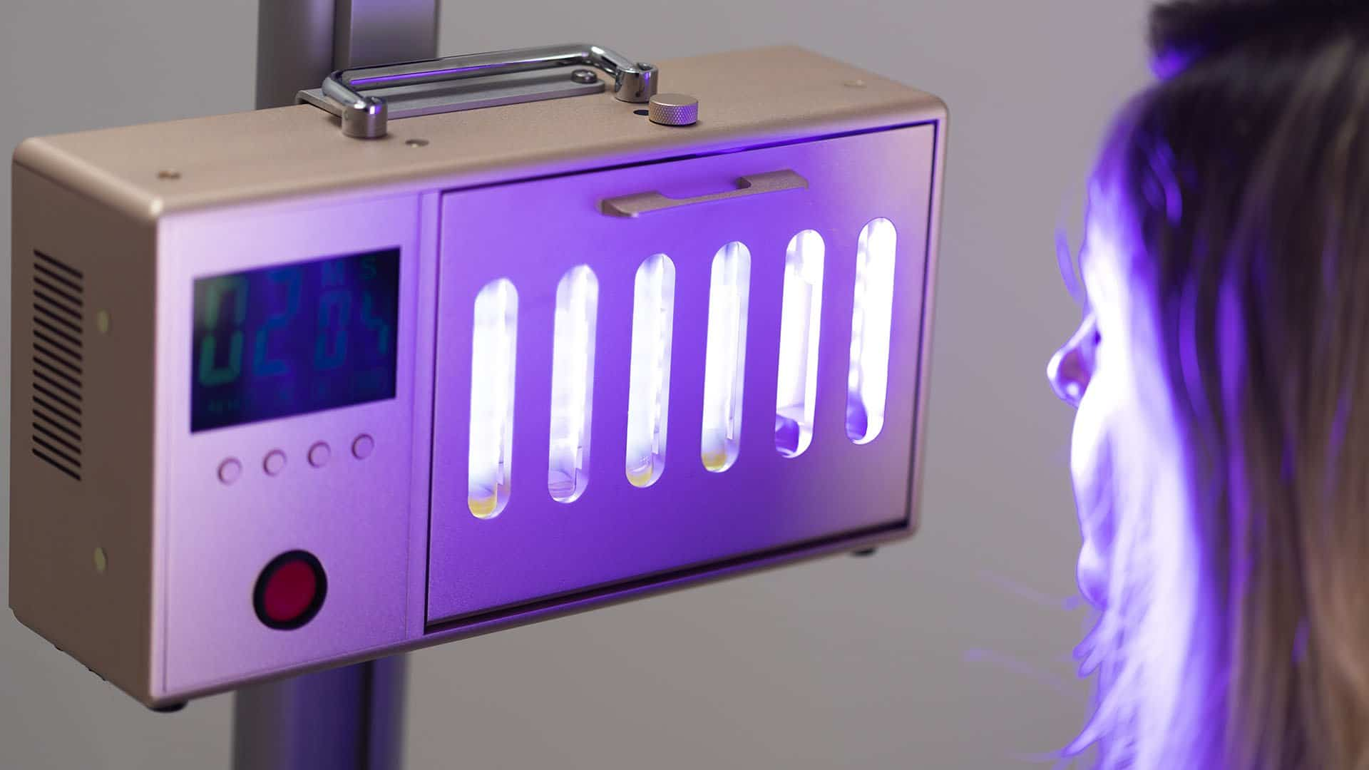 Biophotonic HALO Light Therapy in Arizona that uses HALO Therapy