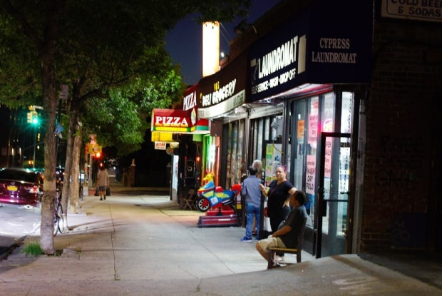 This Corner at Ridgewood/Bushwick Border Has Been a Prostitution Hotbed for Three Decades