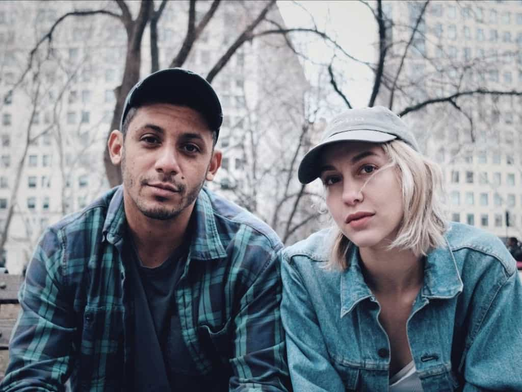 """Drug Couple Shares Debut EP, """"Little Hits"""""""