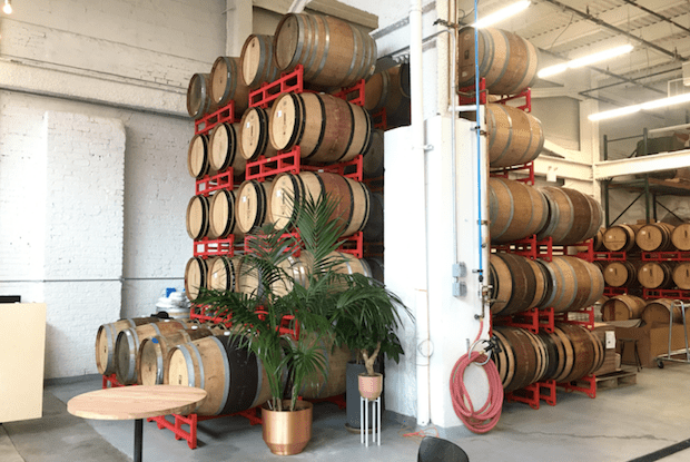 Nomadic Grimm Ales Finds A Permanent Home in East Williamsburg