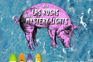 Black Tree Sandwich Shop is Popping Up With a Tiki Party & Live Music from Las Rosas + High Waisted + The Mystery Lights at Kings County Saloon Next Sunday