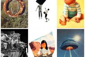 Get your Collage Fix with a Special Exhibition of the Brooklyn Collage Collective at Schema Projects!