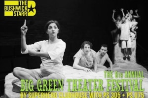 This Weekend, See Environmentalist Theater Written by Adorable Kids At the Bushwick Starr's Big Green Theater