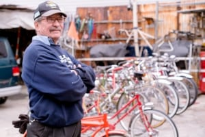 Eddie's Bike Shop in Bushwick Is a Great Place to Get Cheap Wheels and Have a Warm Conversation