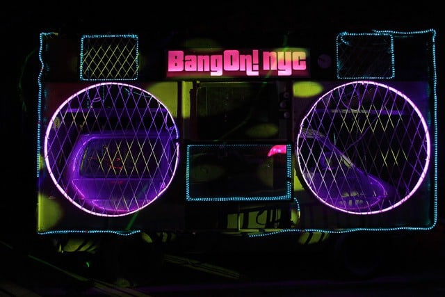 BangON!'s Time & Space Party Was Bangin' [Photos + Video]