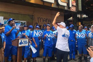 Join the Doe Fund Tuesday for a Community March Against K2