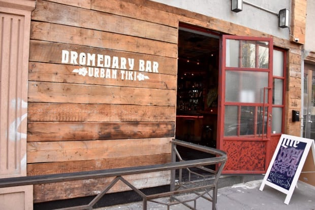 See Sideshow Acts and Sip Specialty Cocktails at Dromedary Bar's Anniversary Party