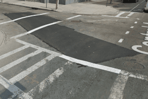 It Took the Department of Transportation 12 Years to Repave Eldert Street — But They Finally Did It