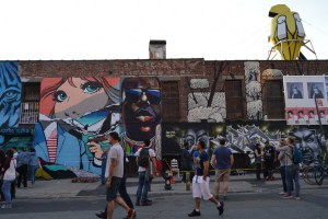 At MayDay Space Town Hall, Arts in Bushwick Discusses Bushwick Open Studios Updates