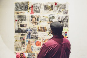 """""""This Is America"""" Themed Art Show Brought A Conversation About Race to Ridgewood"""
