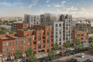 A Huge Mixed-Income Apartment Building on DeKalb Avenue Is in the Works