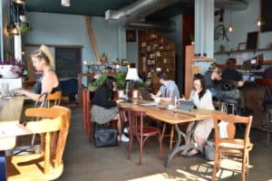 Nook, a Coffee and Craft Beer Haven, Finds its Niche in Bushwick