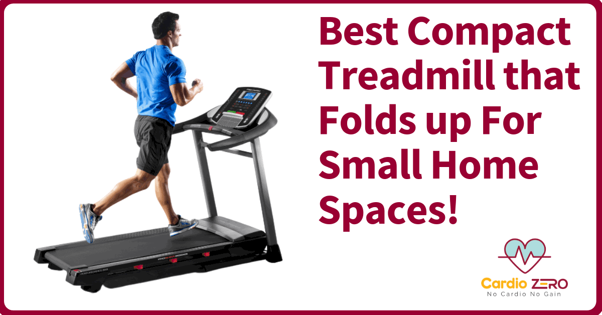 Best-Compact Treadmill for home