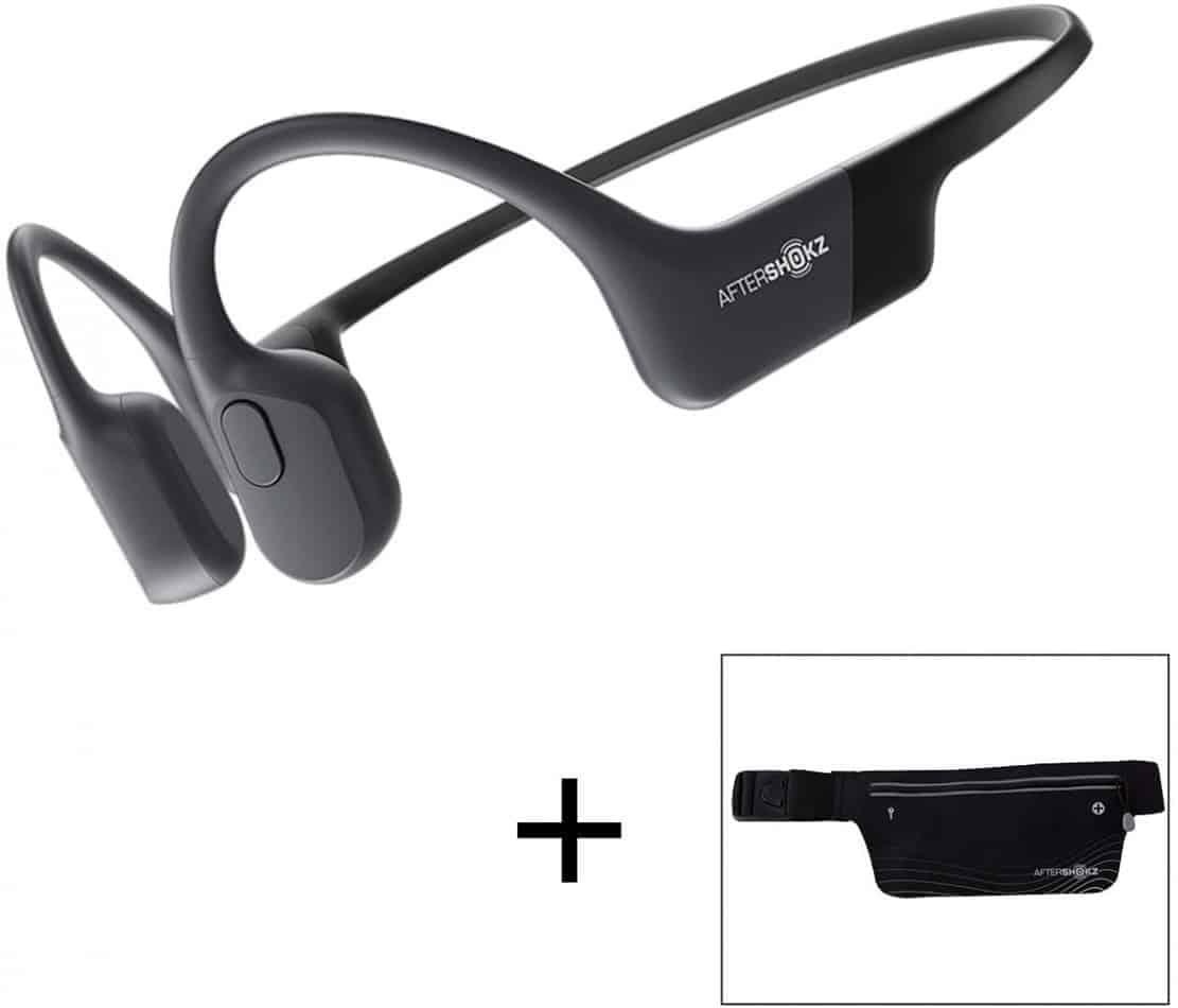 AfterShokz Aeropex Open-Ear Wireless
