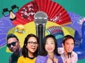 """""""Crazy Funny Asians"""" Comedy Showcase (SF)"""