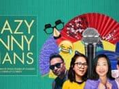 """SF's """"Crazy Funny Asians"""" Virtual Comedy Show (Live)"""