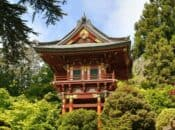 """Free Admission Hour """"Japanese Tea Garden"""" at GG Park"""