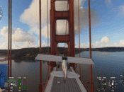 Watch an Epic Landing on the Golden Gate Bridge   Microsoft Flight Simulator 2020