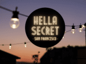"""Fri 7p Show - """"HellaSecret"""" Outdoor Comedy Show & Cocktail Night (SF)"""