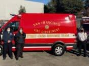 "SF Plans New ""Crisis Team"" Ambulances for Summer 2021"