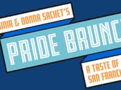 "Gary Virginia & Donna Sachet's Pride Brunch ""Live at Home"""