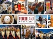 Berkeley's FoodieLand Night Market (Saturday)