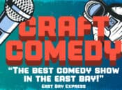 """Craft Comedy Outdoors: """"Best of the East Bay"""" (Oakland)"""