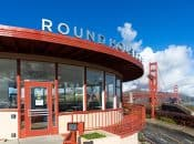 GG Bridge's Historic Round House Will Reopen As Equator Coffees Cafe
