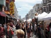 SF's 2022 North Beach Festival (June 18-19)
