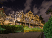 """$10 Off: """"All Hallows' Eve"""" at Winchester Mystery House (Sept. 10 - Oct. 31)"""