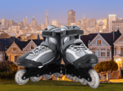 Canadian Rollerblader To Skate Across SF on Oct. 15