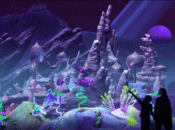 Check Out SF's Brand New Huge Immersive Galactic Forest