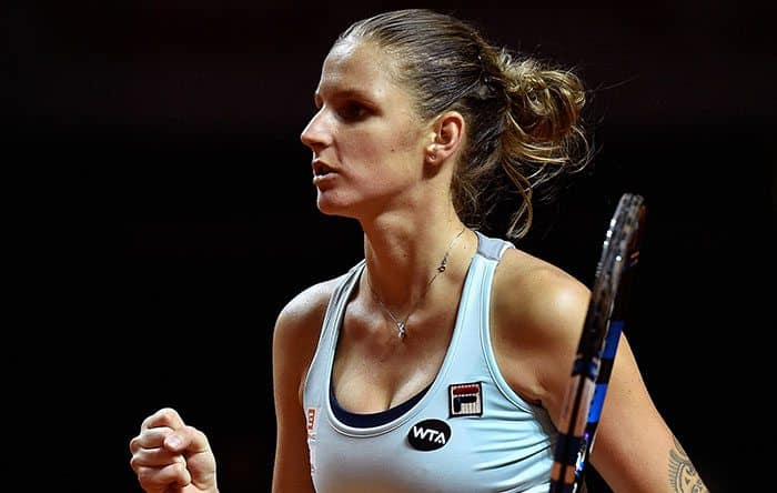 Karolina Pliskova Professional Tennis Player