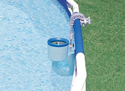 Automatic Pool Surface Skimmer