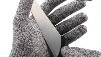 NoCry Cut Resistant Gloves Will Keep You Cut Free In Kitchen