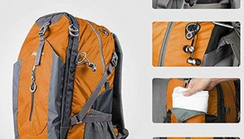 Waterproof Backpack Will Keep Your Belongings Dry